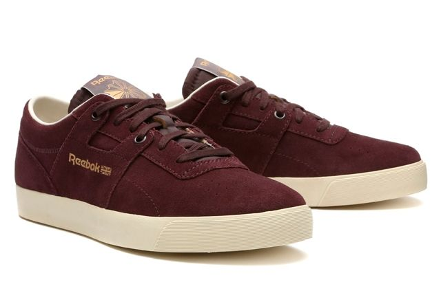 Reebok Classics Reserve The Franchise Low Burgundy 1