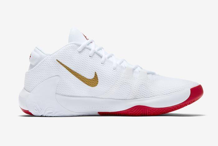 Nike Zoom Freak 1 Roses Medial
