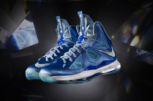 Like Lebron 10 Blue 1