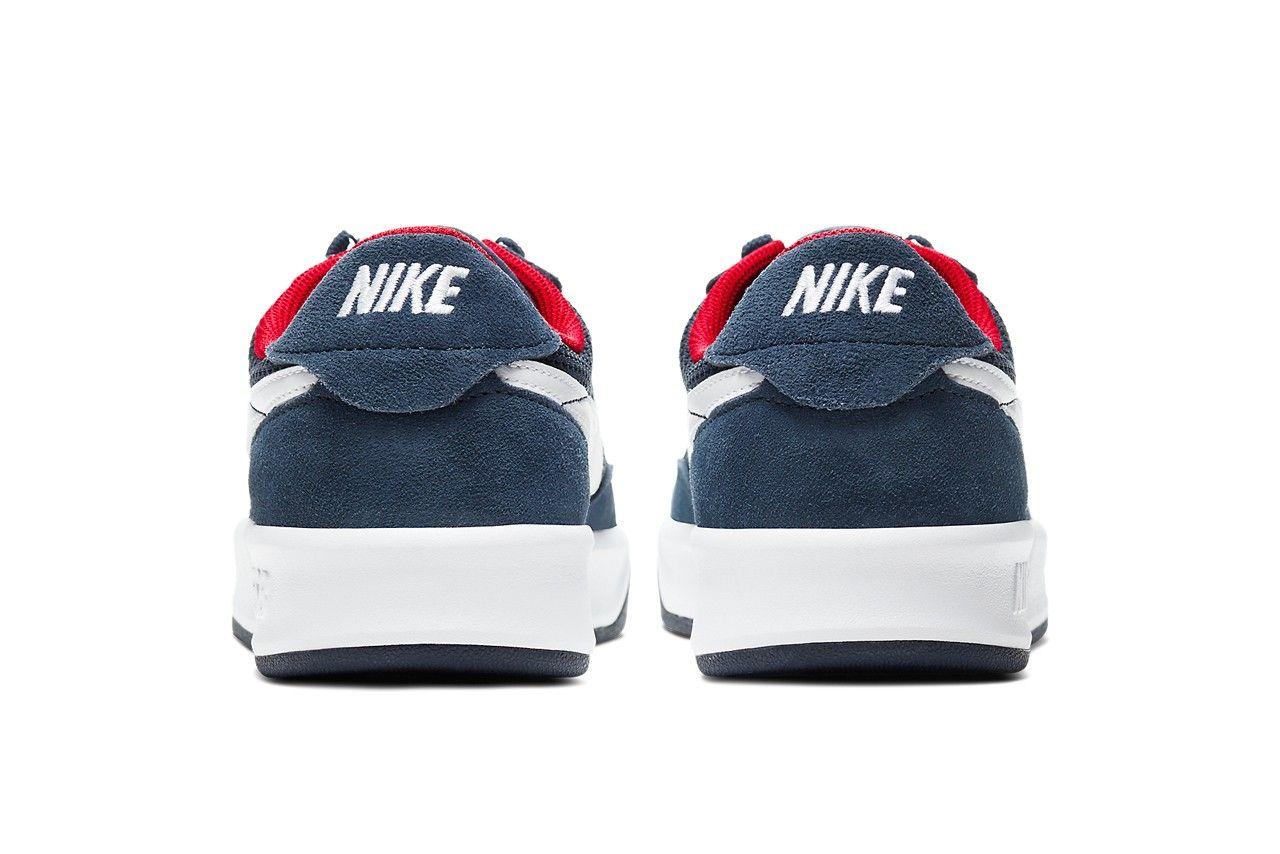Nike SB Adversary Blue Heel