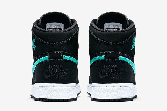Air Jordan 1 Retro High Gs Hyper Jade3