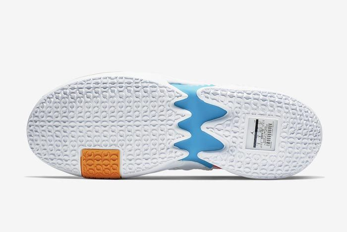 Jordan Why Not Zer02 Okc Home Outsole