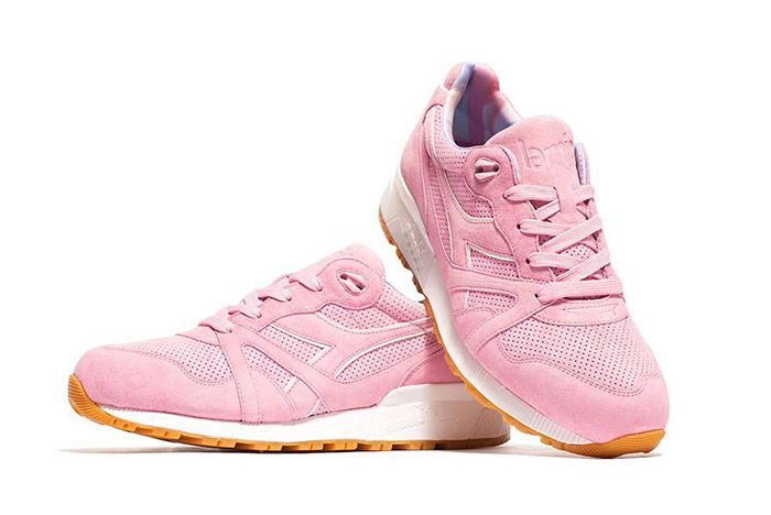 La Mjc Diadora N9000 All Gone 2014 Pink 7