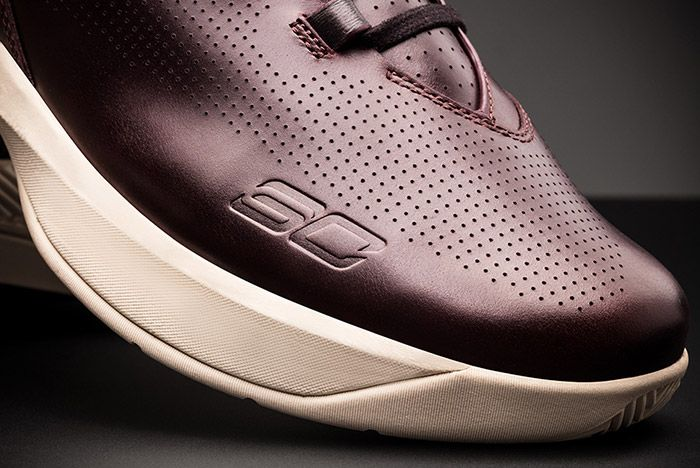 Under Armour Curry Lux Oxblood 12