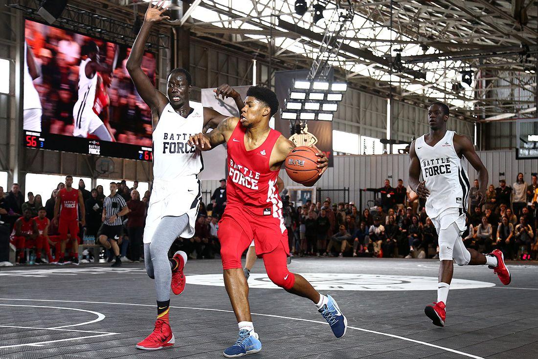 Nike Battleforce 1 Event 20 Sneaker Freaker