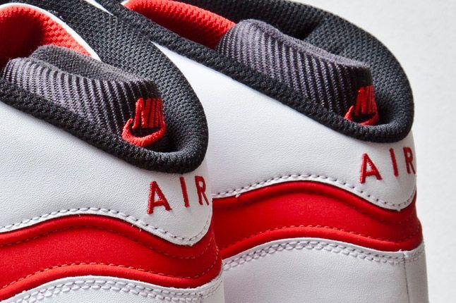 Nike Air Revolution Wht Red 5 1