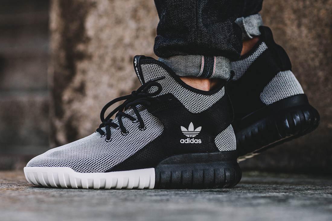Adidas Tubular X Core Blackcore White 1