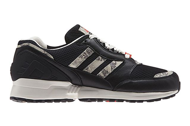 Adidas Originals Eqt Running Cushion Snake Lux Pack Black 01