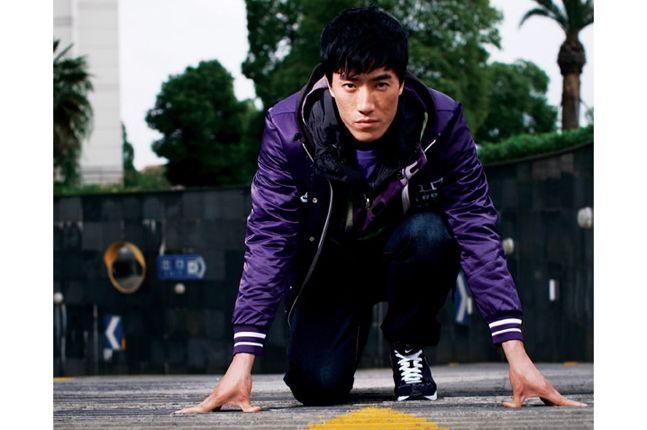 Liu Xiang Nike Sportswear 2010 Holiday 8 1