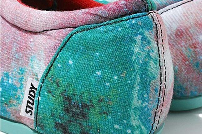 Study Nebula Galaxy Foamposite 11 1