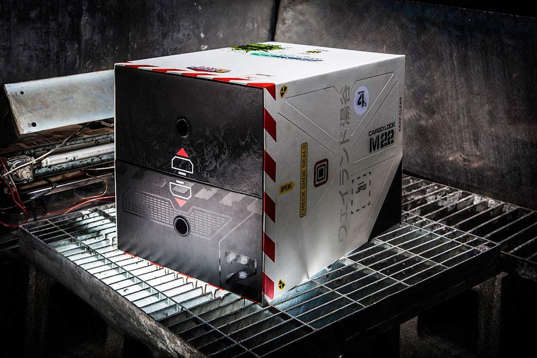 Reebok Alien Stomper Pack Box 1
