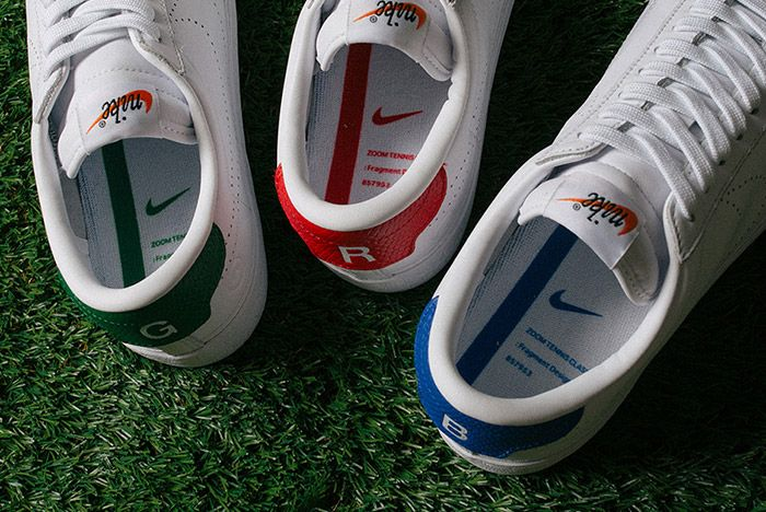 Fragment Design Nike Zoom Tennis Classic Rgb Pack 1