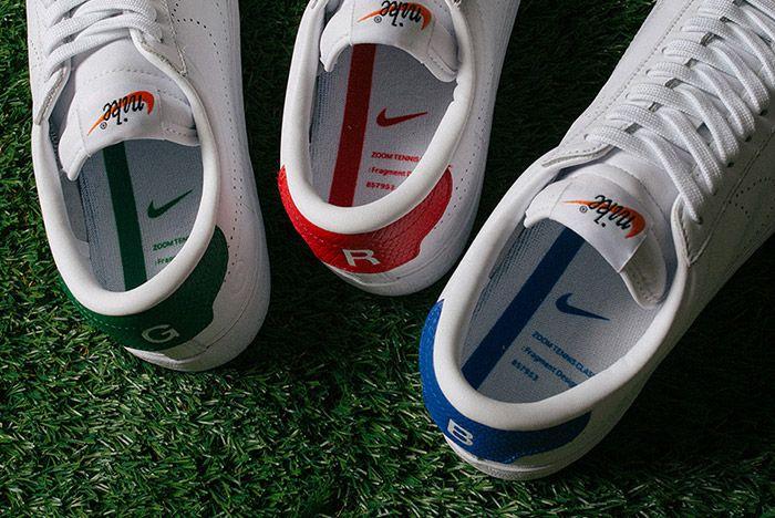 Fragment Design Nike Zoom Tennis Classic Rgb Pack 1