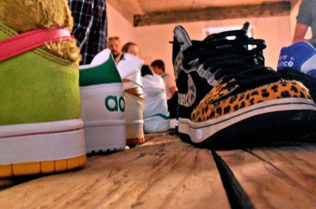 Sneaker Freaker Germany Munich Launch 5 1
