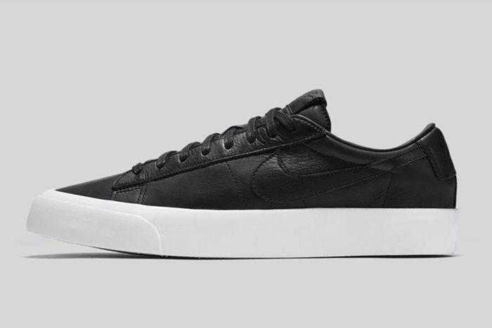 Nike Blazer Low Premium Leather 5