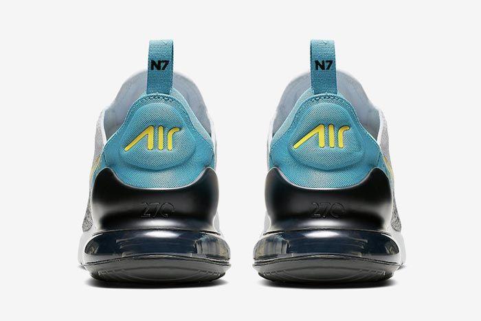 Nike Air Max 270 N7 Heels