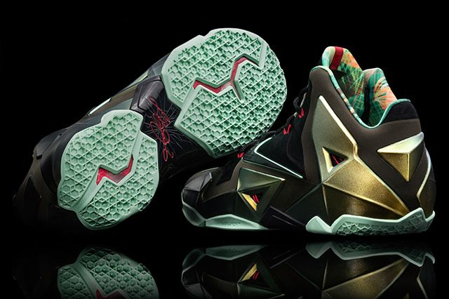 Nike Lebron Xi Official Images Kings Pride 1