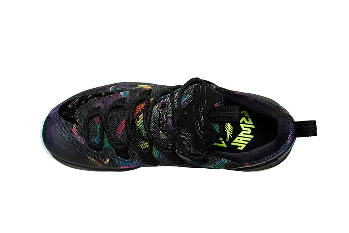Nike Le Bron 13 Low Birds Of Paradise2