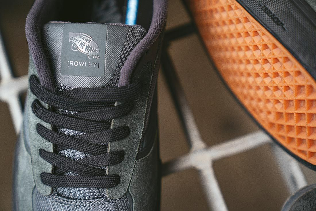 Geoff Rowley Vans Shoe Tongue