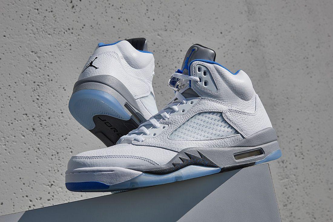 Air Jordan 5 'Stealth' jd sports sneaker freaker