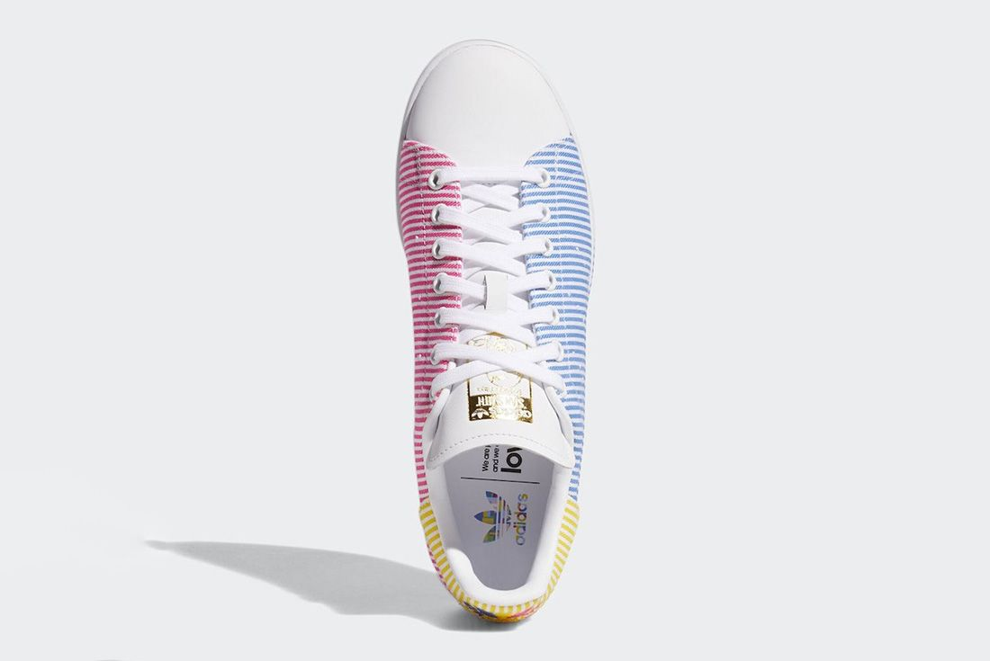 adidas Stan Smith Pride Collection 2020 FY9021