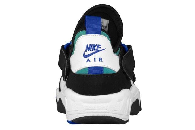 Nike Air Huarache Trainer 94 White Heel 1