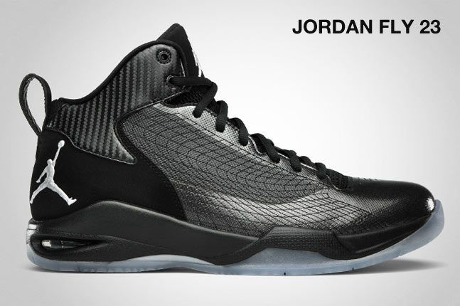 Jordan Fly 23 Black 1