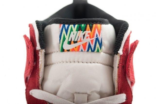 Nike Dunk High Ac Tongue 1