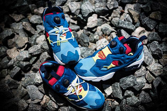 Packer Shoes X Reebok Insta Pump Fury Aztec3