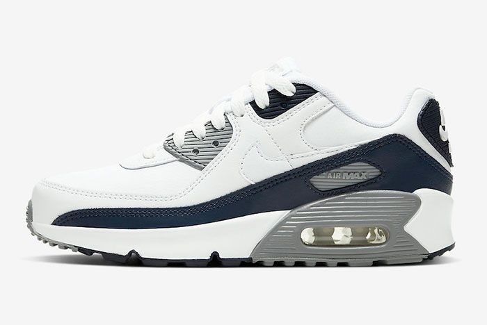 Nike Air Max 90 Obsidian Cd6864 105 Lateral
