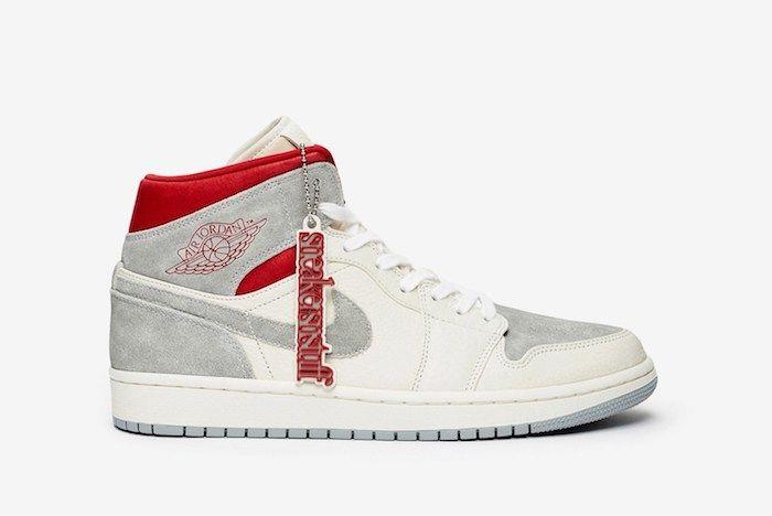 Sns Nike Air Jordan Colab 2