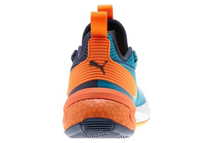 Puma Uproar Charlotte Orange Heel