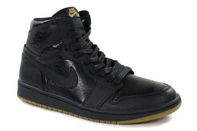 Air Jordan 1 Retro High Og Black Gum 1