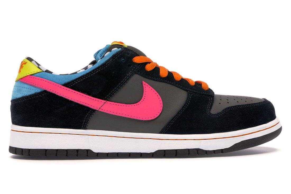 Nike Sb Dunk Low 720 Degrees