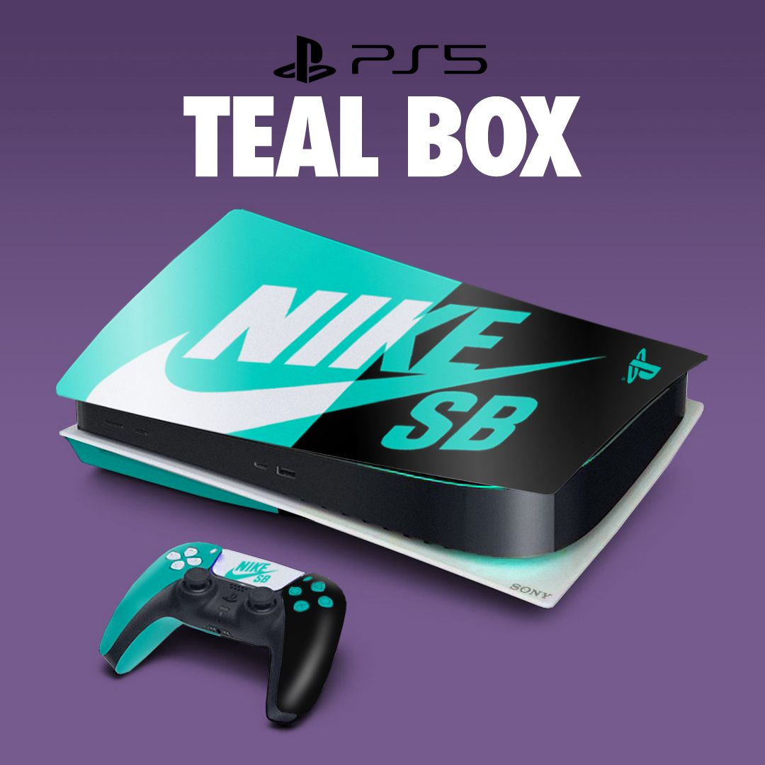 Nike SB Teal Box