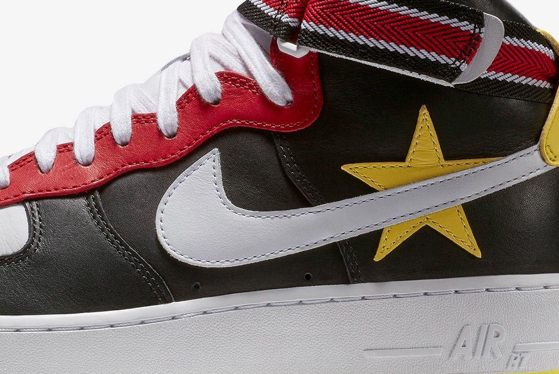 Riccardo Tisci Nike Air Force 1 High 1
