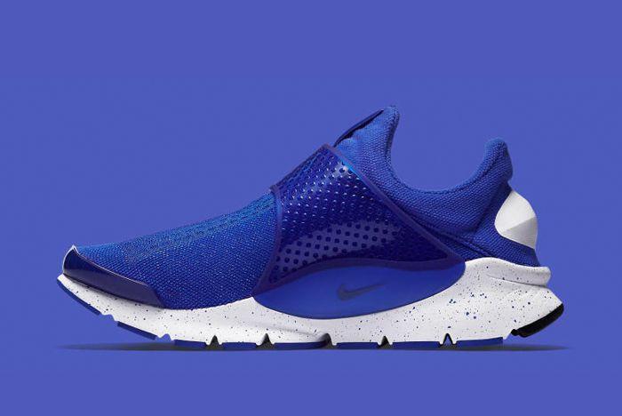 Nike Sock Dart Racer Blue 4