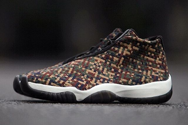 Air Jordan Future Dark Army 9