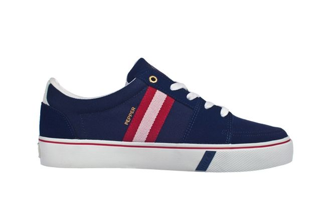Huf Pepper Pro Navy Profile 1
