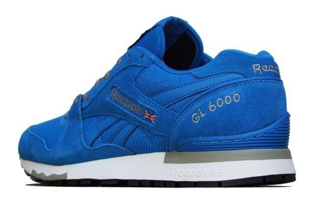Reebok Gl6000 Blue Rear