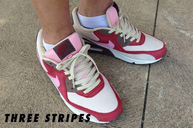 Three Stripes Nike Air Max 90 1