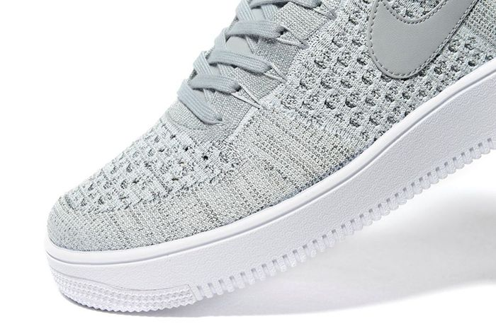 Air Force 1 Mid Ultra Grey 1
