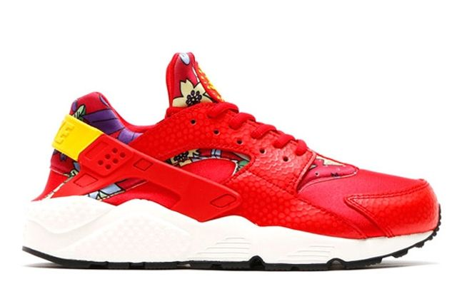 Nike Floral Huarache 2