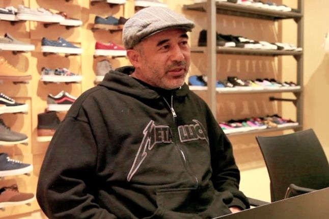 Steve Caballero Interview 1