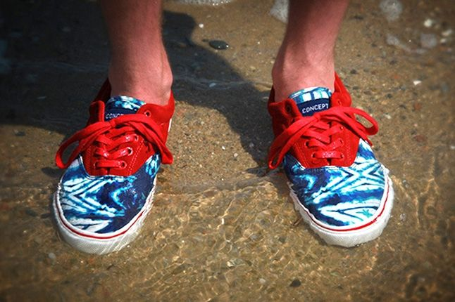 Concepts Sperry Top Sider Tie Dyed 3
