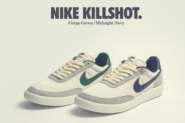 Size Nike Killshot 06