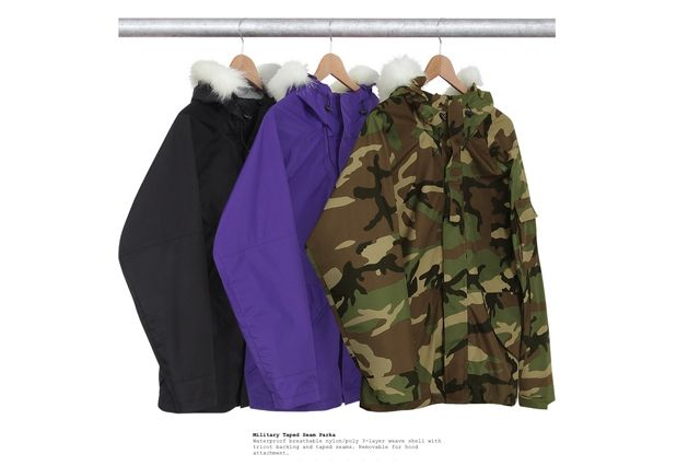 Supreme Ss15 Outerwear Collection 1