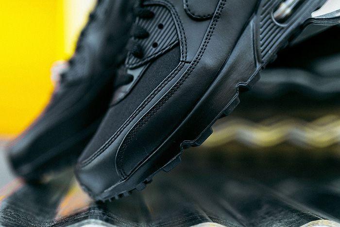 Nike Air Max 90 Black Gold Sneaker Freaker 5