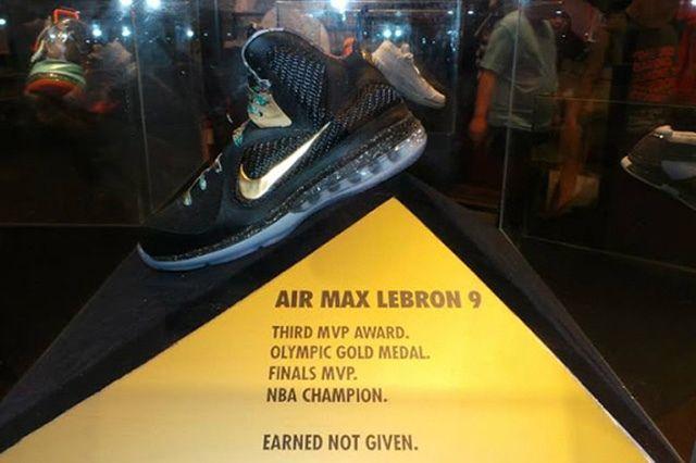 Nike Lbl Wintness History Pe Display Manila 6