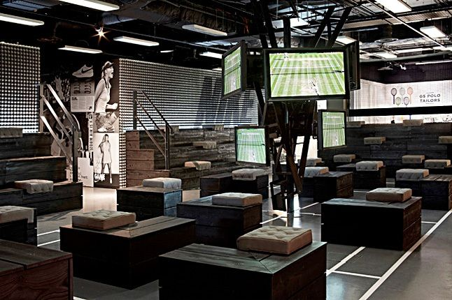 Nike Sportswear Live For The Game Launch At Ultralounge Selfridges 20 1
